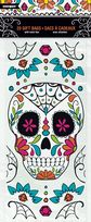 Skull Day Of The Dead Cellophane Bags (20)